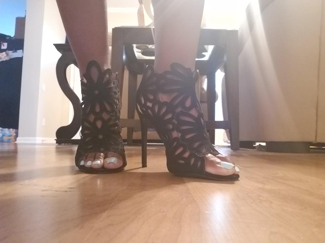 Chelle's shoes
